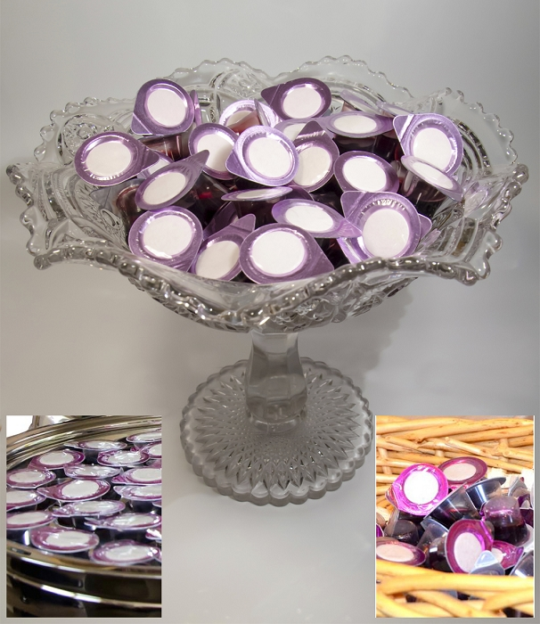 Prefilled Communion Cups with Wafers Box of 500